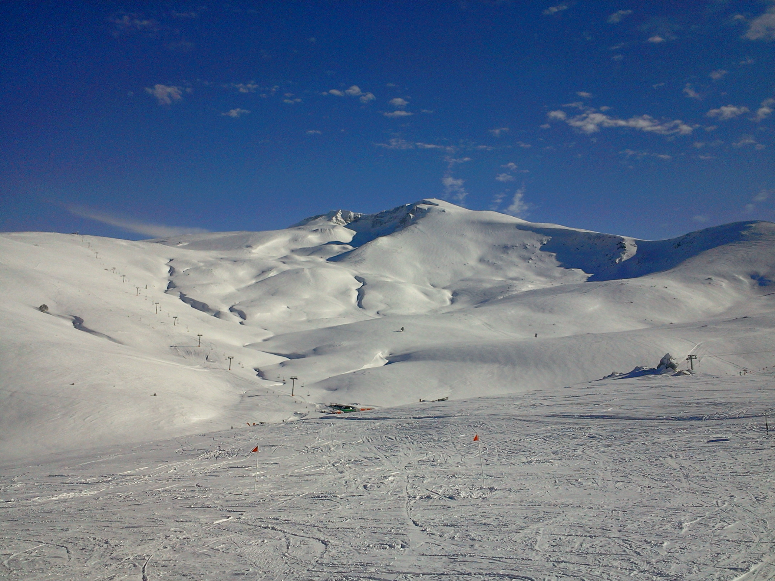 uludağ skiing center